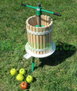 Moštovač na jablka 20 litrů